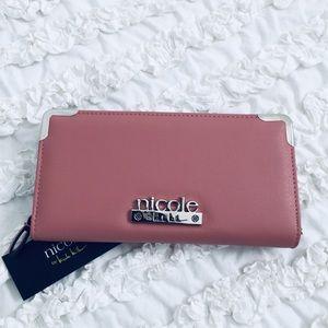 Nicole by Nicole Miller Franny Zip Around Wallet